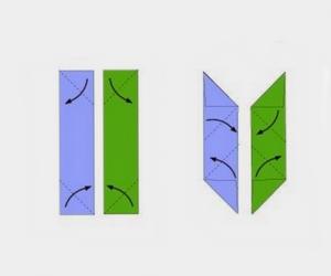 cara+membuat+bintang+dari+kertas+origami