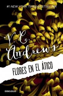 Resultado de imagen de flores en el ático libro
