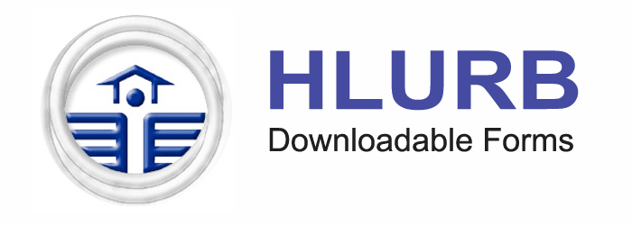 HLURB Downloadable Forms, HOA Forms, License to Sell