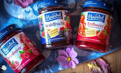 Himbeere Waldfrucht Erdbeer Johannisbeer