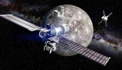 Jembatan Eksplorasi Manusia Di Angkasa Akan Dibuat Di Bulan