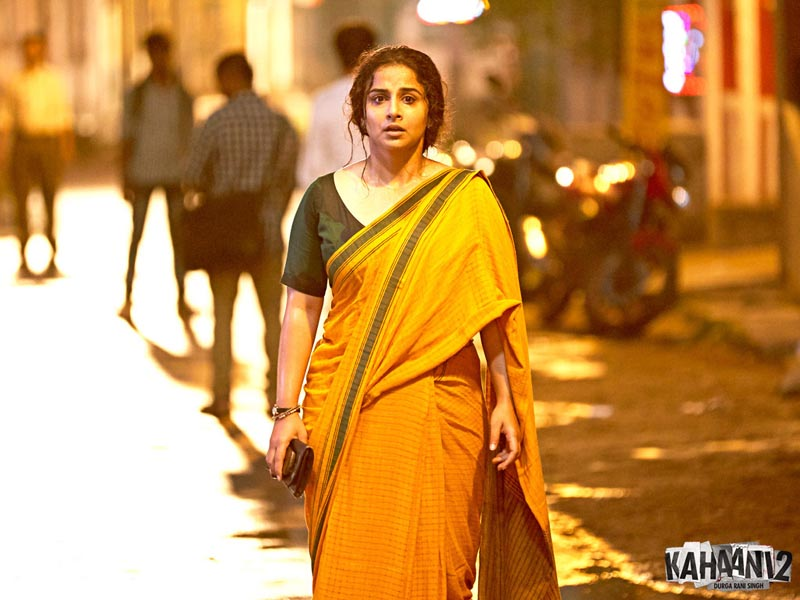 &pictures premiering Kahaani 2 on July 09