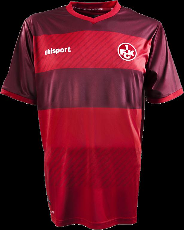 370c304805 Uhlsport lança nova camisa titular do Kaiserslautern - Show de Camisas