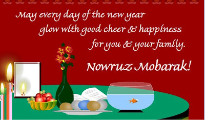 Nowruz Quotes, Wishes and Messages