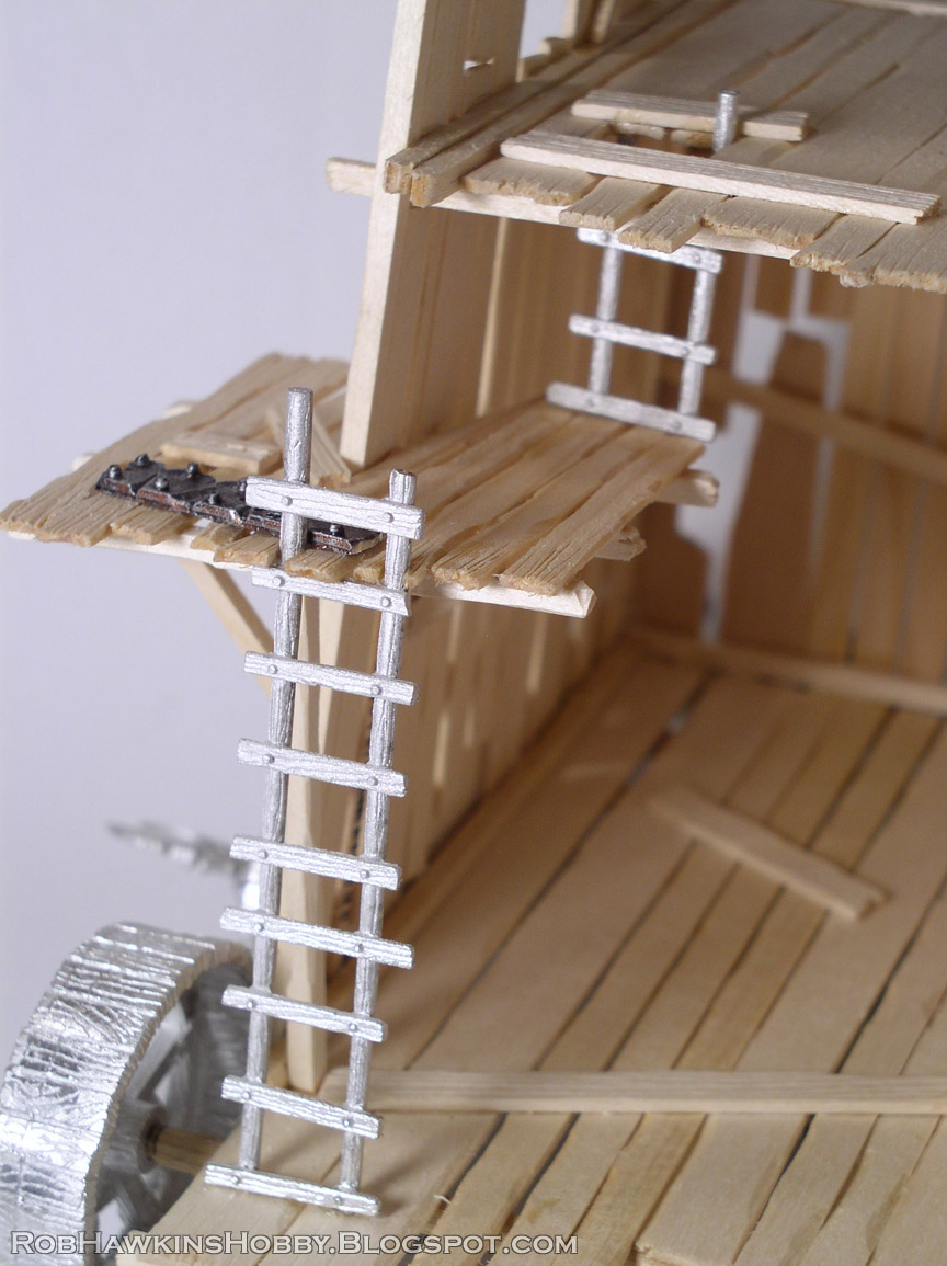 how to build a siege tower