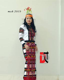 Diktawn Chapchar Kut Miss 2019