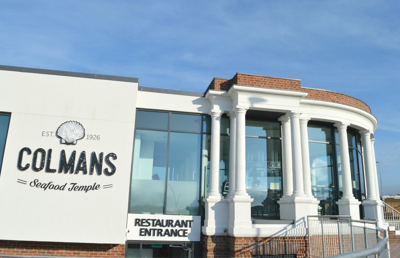 Colmans Seafood Temple, South Shields - Gandhis Temple