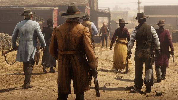 جمهور لعبة Red Dead Redemption 2 ينتفض في وجه روكستار بعد التحديث الأخير لهذا السبب..