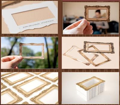 Frame Business Card