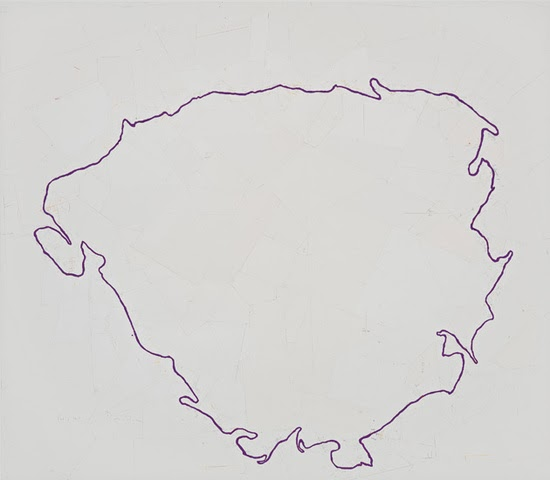 drawing Roni Horn  Put 1, 2013