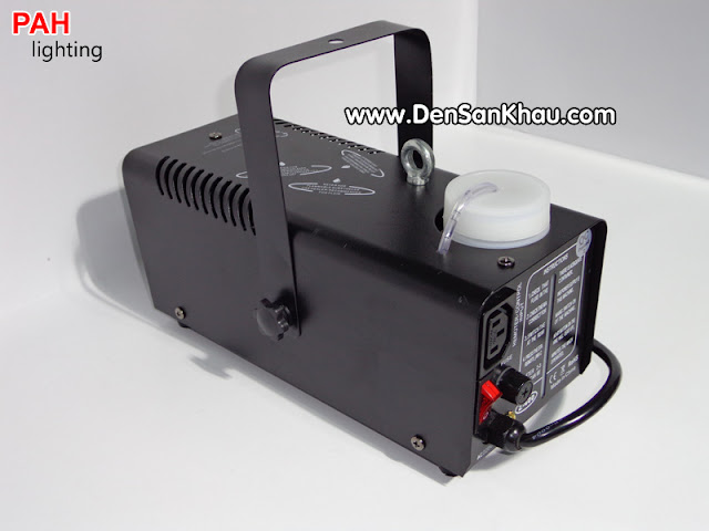 Các ánh sáng đèn LED - Laser kết hợp với máy phun khói cho hiệu ứng ánh sáng đẹp hơn 70%