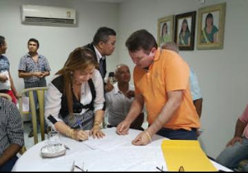 Secretário Júlio Cesar deixa cargo e se lança a pré-candidato a Prefeito de Anapurus