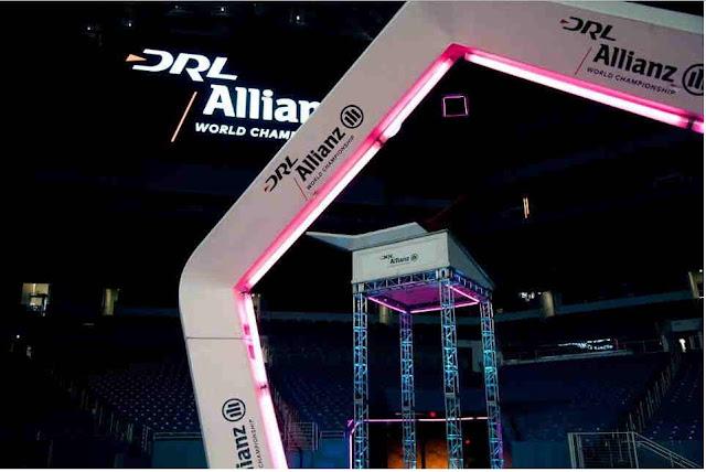 Makin Tenar, Liga Balap Drone Dapat Sponsor Baru Ternama