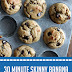 30 minute Skinny Banana Chocolate Chip Muffins