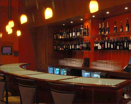 Home bar design dream house experience - Modern house bar designs ...