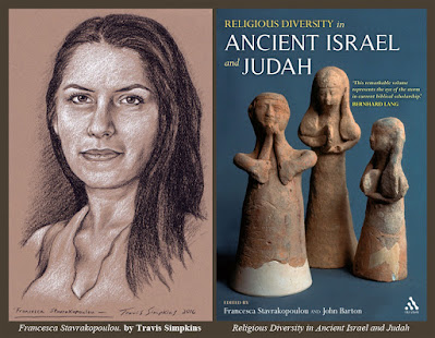 Francesca Stavrakopoulou. Religious Diversity in Ancient Israel. by Travis Simpkins
