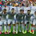 Real Madrid Players Pose (Starting XI) Before Match 2014-15