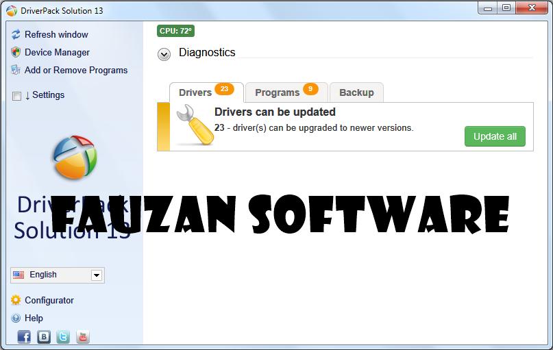 download driver pack 13 full version