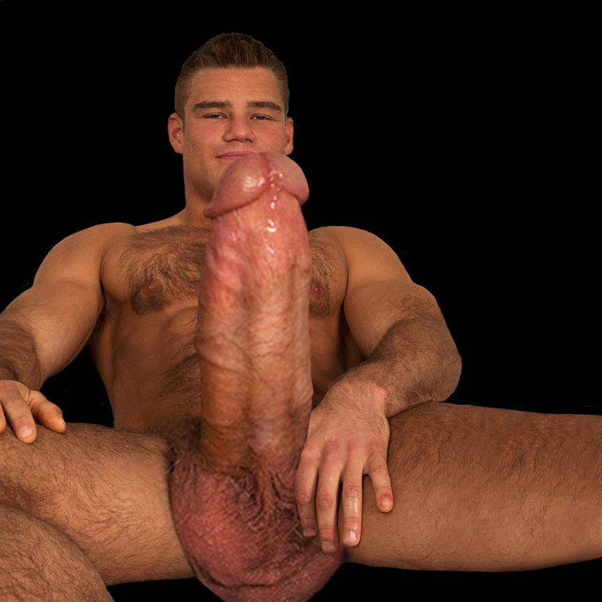 Gigantic Huge Meat Three Guys Whove Been Porn Stars, And -8592