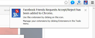 How to Accept or Reject All friend Requests: