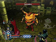 Download X-Men Legends II - Rise of Apocalypse Game PSP For Android - www.pollogames.com