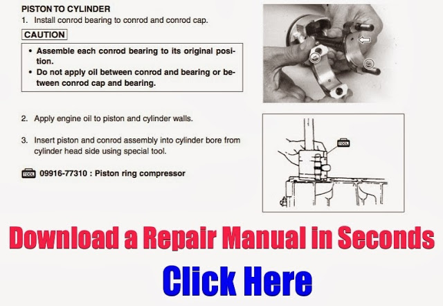 DOWNLOAD OUTBOARD REPAIR MANUALS: DOWNLOAD Yamaha Repair Manual: How