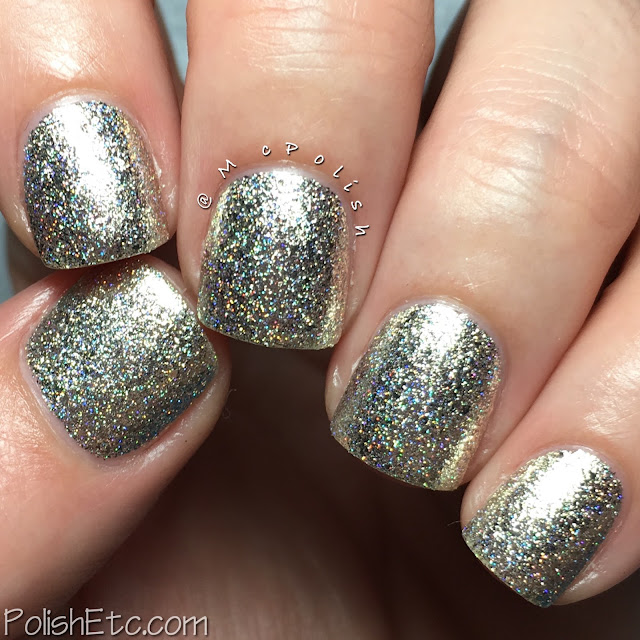 KBShimmer - Birthstone Collection - McPolish - Diamond