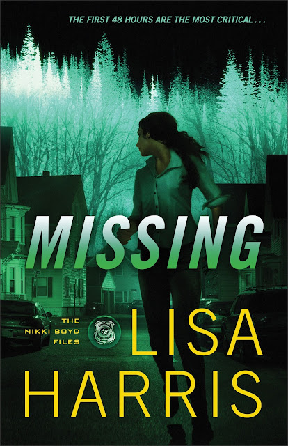 Missing (The Nikki Boyd Files #2) by Lisa Harris