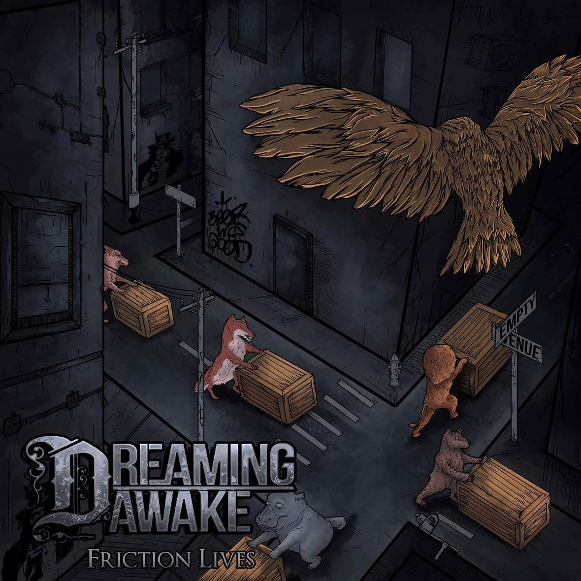 DREAMING AWAKE - Releases Music Video & SIgns With Imminence Records
