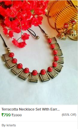 https://kraftly.com/product/terracotta-necklace-set-with-earring1