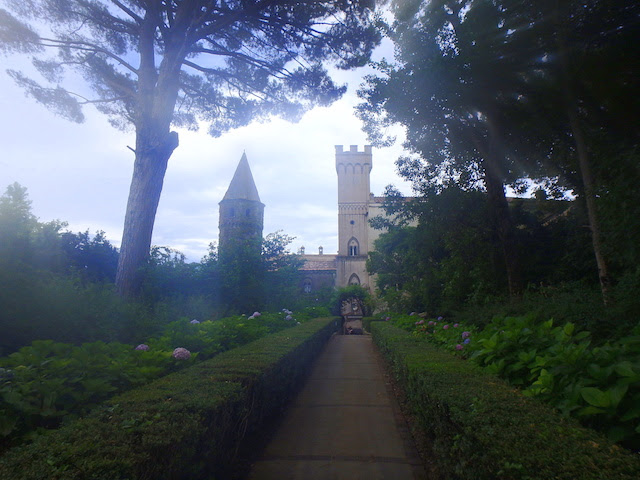 Villa Cimbrone garden, Ravello