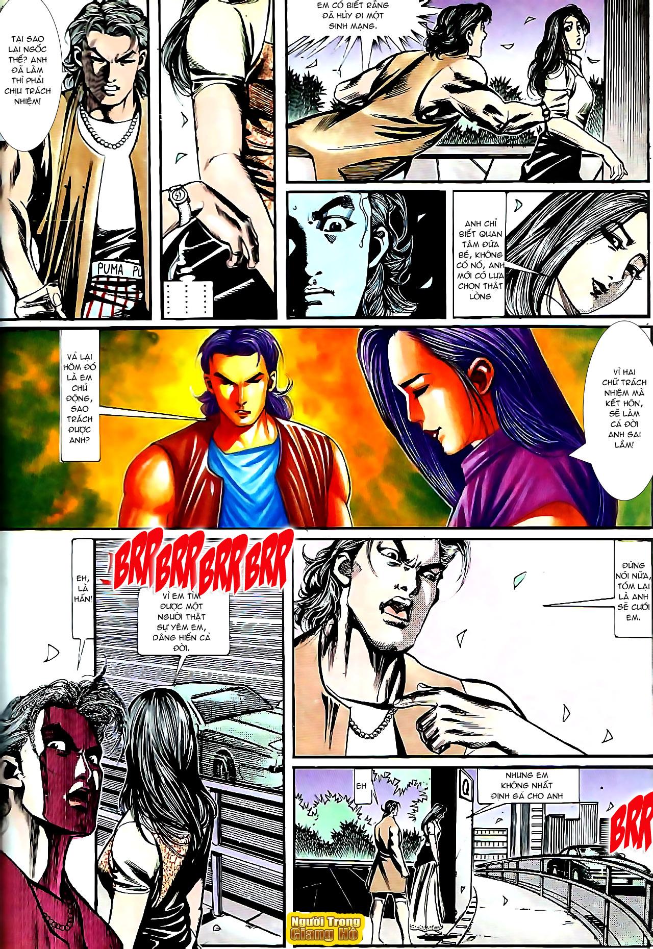 Người Trong Giang Hồ chapter 148: em đã gả cho anh trang 20