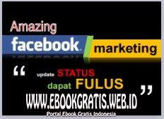 Ebook Jualan di Facebook Dengan Update Status Dapat Fulus