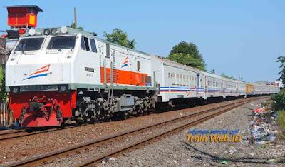 Kereta Api Jakarta Purwokerto