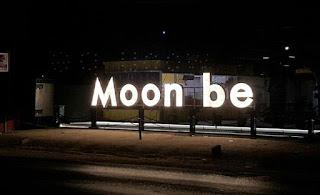Logo Moonbe Cafe & Resto