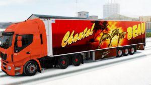 Lamberet Transport Beau standalone trailer