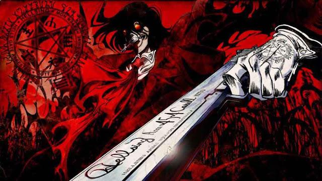Top Anime Like Tokyo Ghoul - Hellsing Ultimate