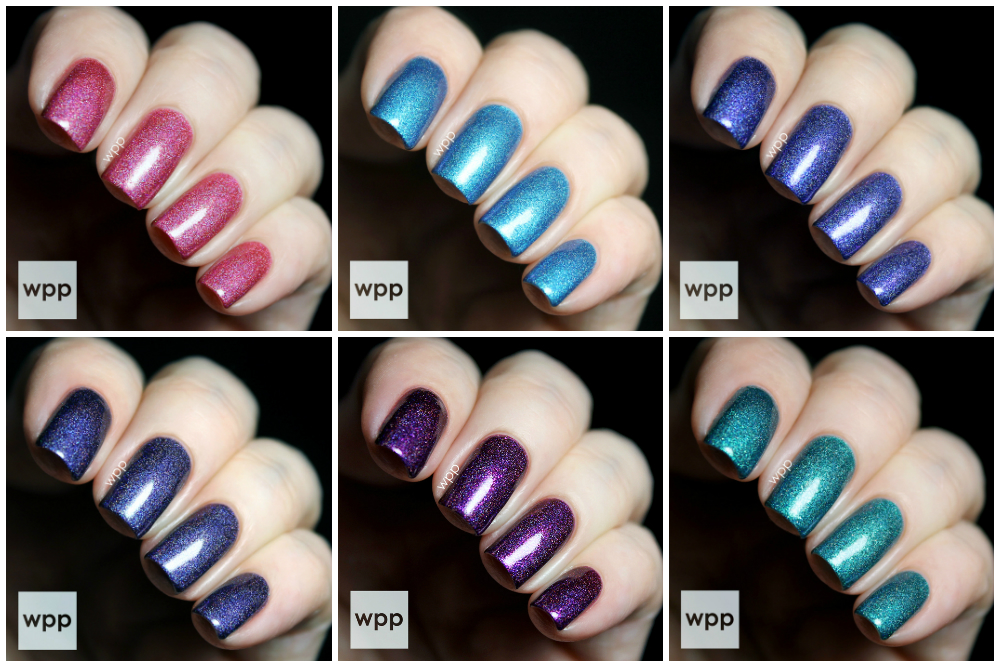 GLAM Polish Welcome to Storybrooke Collection