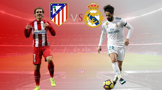 Atletico Madrid vs Real Madrid  – Match Highlights and Goals 18th November 2017
