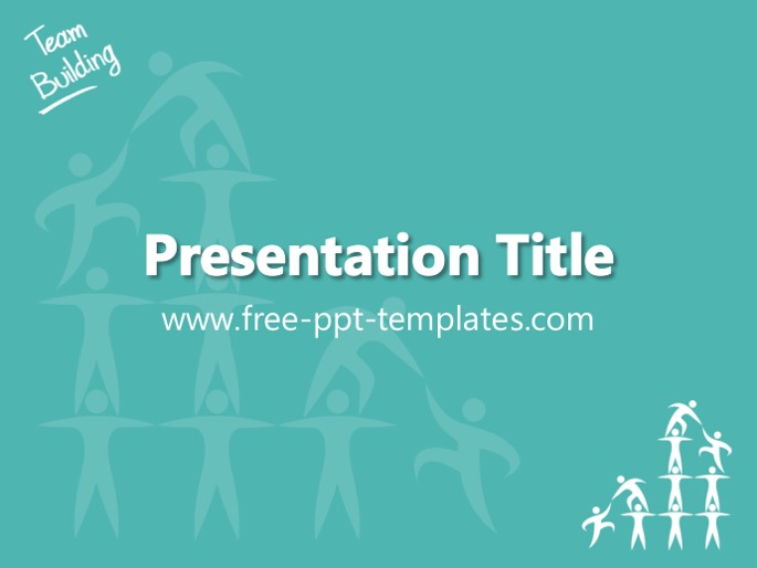 team building powerpoint presentation templates - team building ppt template