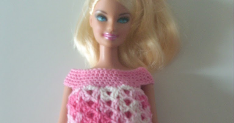 Crochet For Barbie The Belly Button Body Type 3 Tier
