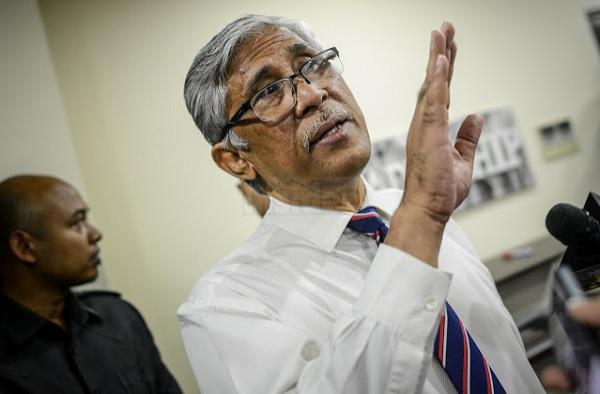 Pandangan panel penilaian SPRM bukan cabar kuasa peguam negara, kata SPRM