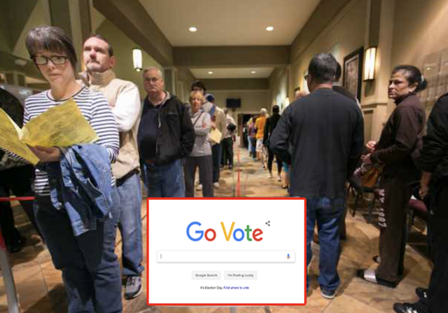 Dr. Robert Epstein: Research Documents Google Search 'Irregularities' in 2018 election