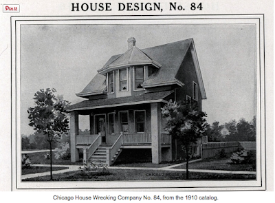 catalog image of chicago house wrecking co no 84