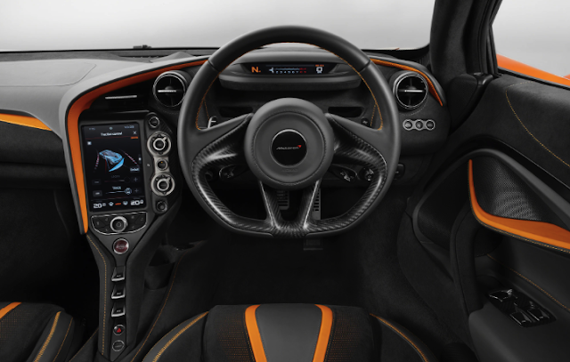 2018 McLaren 720S Review Car and Driver