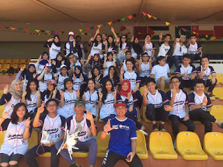 Pusat Pembuatan Kaos Kelas Kampus murah Bandung Kaos Kelas Model Baseball UNSRI