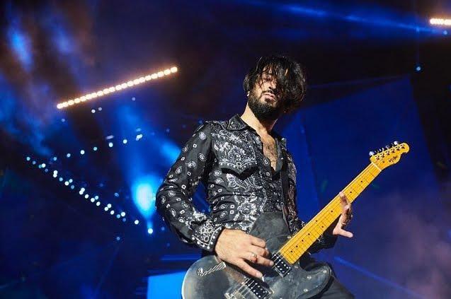 Negramaro: Condizioni di salute del chitarrista Lele Spedicato, atteso bollettino medico