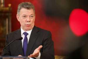 Santos a Bloomberg: Venezuela está al borde de una implosión