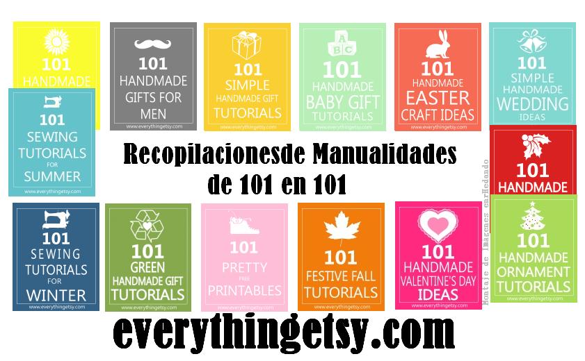 manualidades, tutoriales, diys, temas, crafts