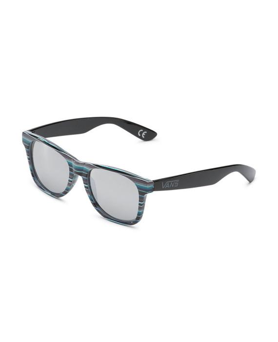 0cee03c8bf0ec Óculos de sol licenciado pela Vans, com ajuste perfeito e lentes com  proteção UV para te proteger dos raios solares com estilo. O tamanho é  único  tem 14 cm ...
